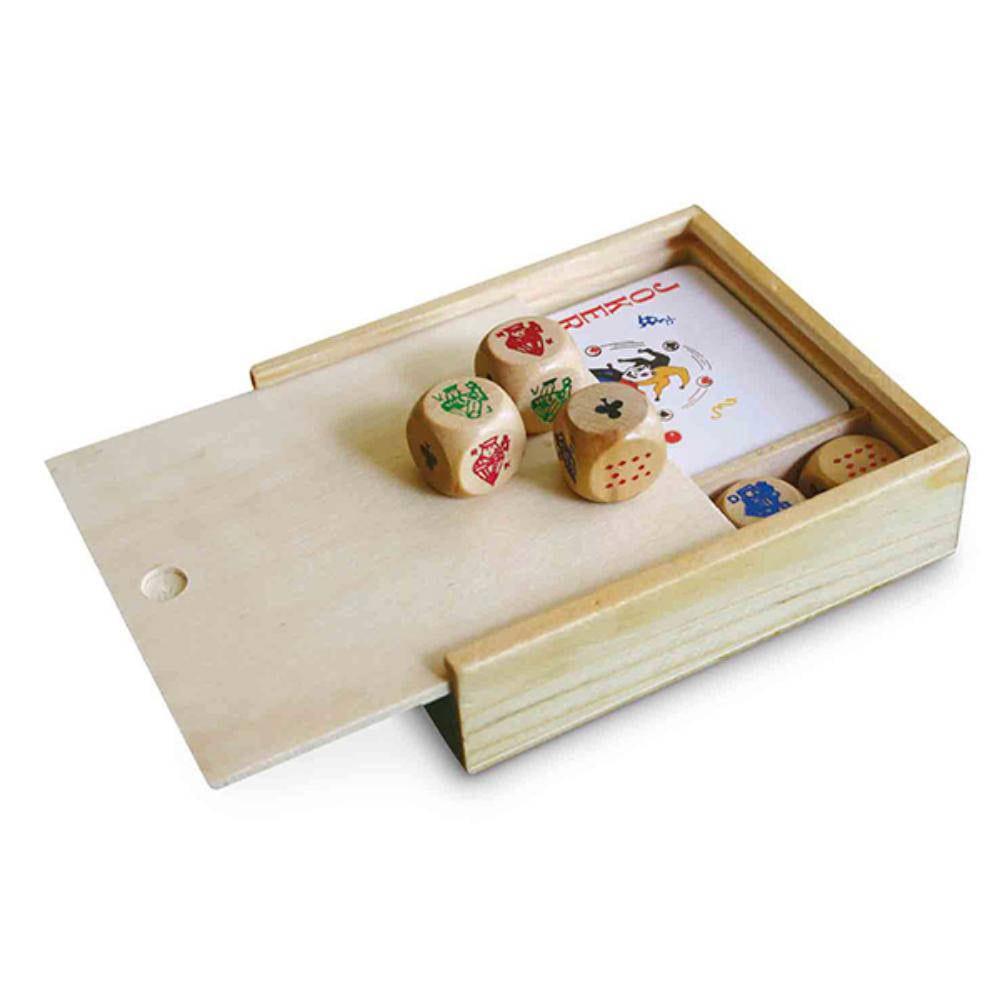 set juego caja madera ninos