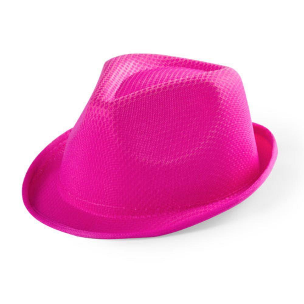 sombrero nino poliéster colores banda