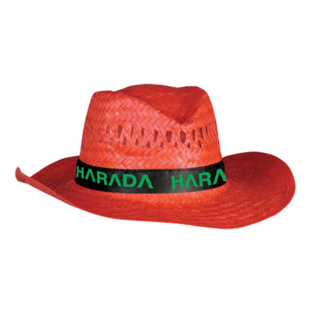 sombrero paja colores fiestas