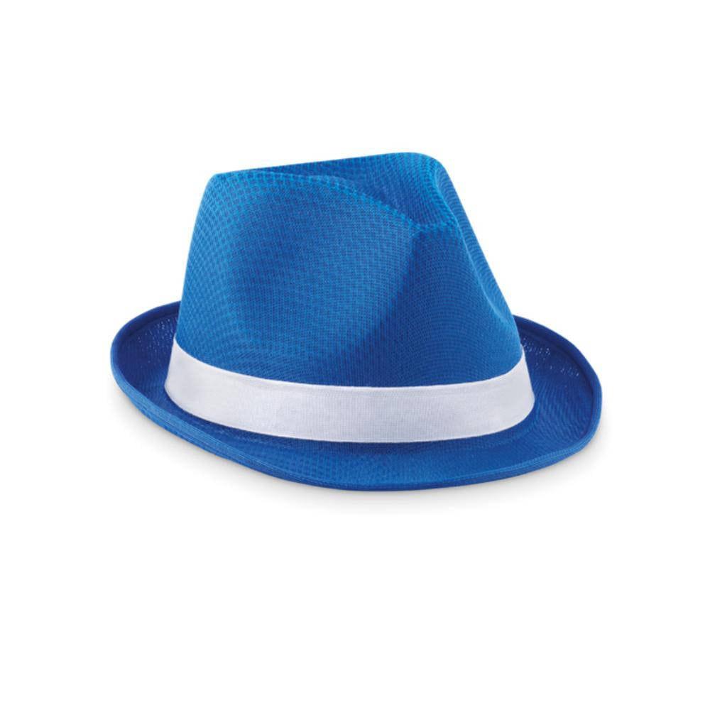 sombrero poliester colores cinta