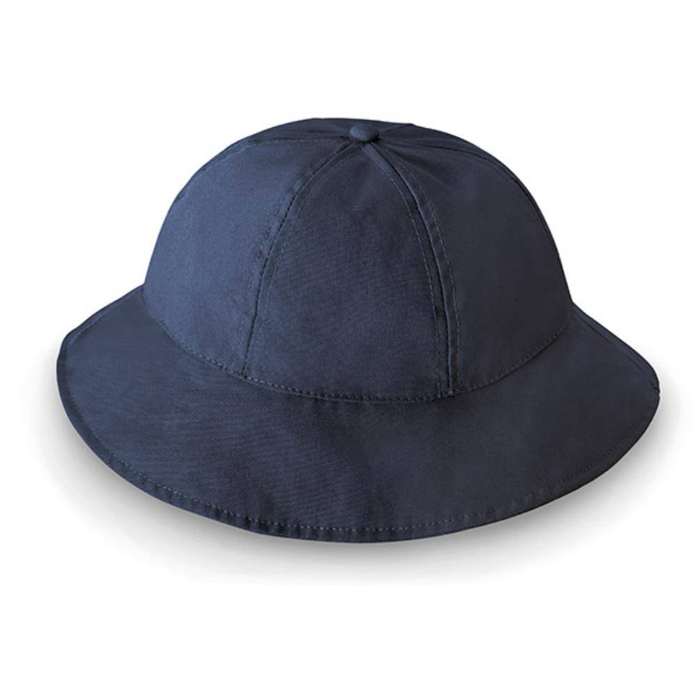 sombrero safari azul