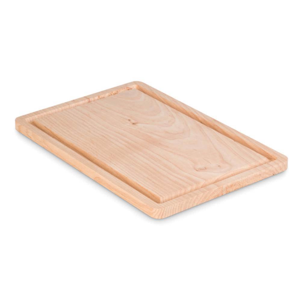 tabla madera grande cortar hogar cocinar