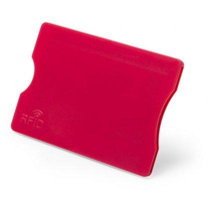 tarjerero protector rfid compartimento colores