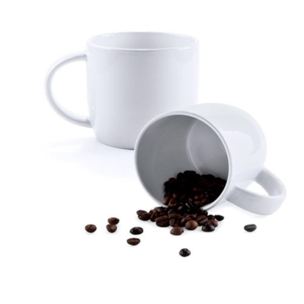 taza blanca ml cocina mug