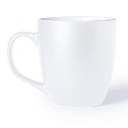taza ceramica acabado mate color mug