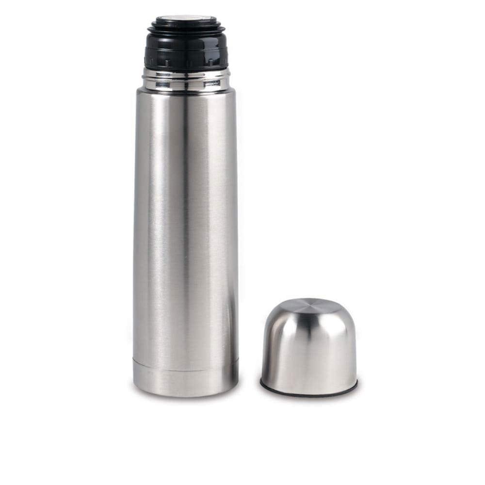 termo bolsa acero ml termico plata
