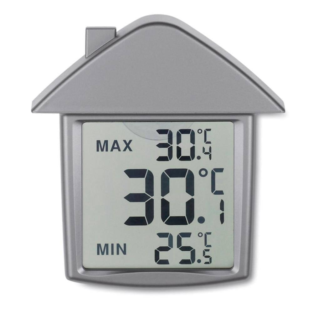 termometro temperatura casa plastico