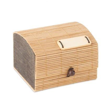 bloc notas bambu hojas personalizar empresas