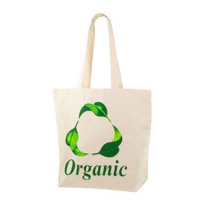 bolsa algodón organico personalizable congresos