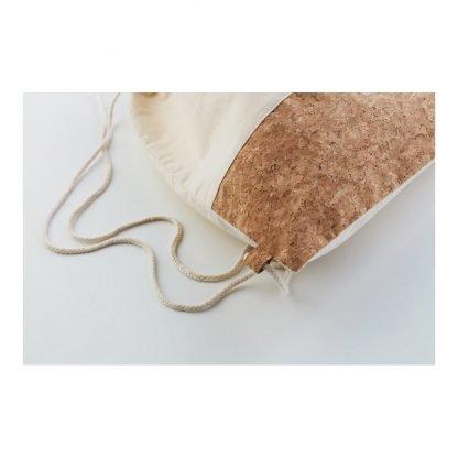 bolsas mochila cordones con logotipo personalizada