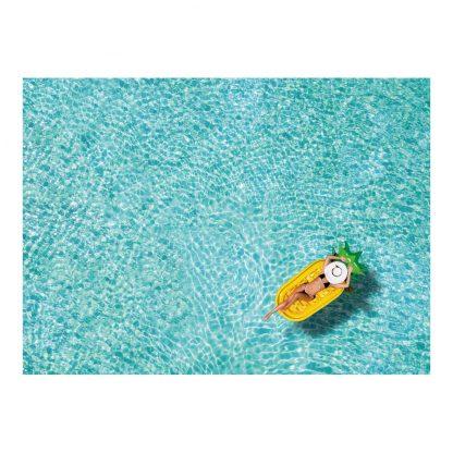 colchon inflable verano personalizado logo