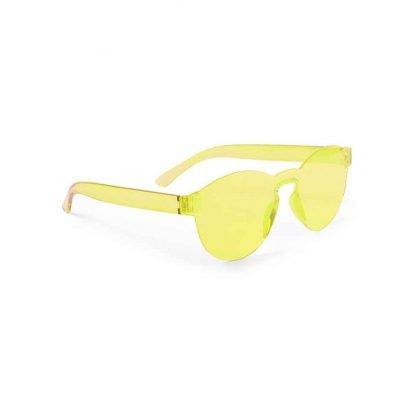 gafas sol diseno monocolor tranlucidos