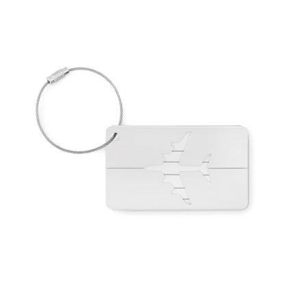 identificador maletas personalizar logo empresas