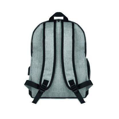 mochila antirrobo acolchada grabacion empresas
