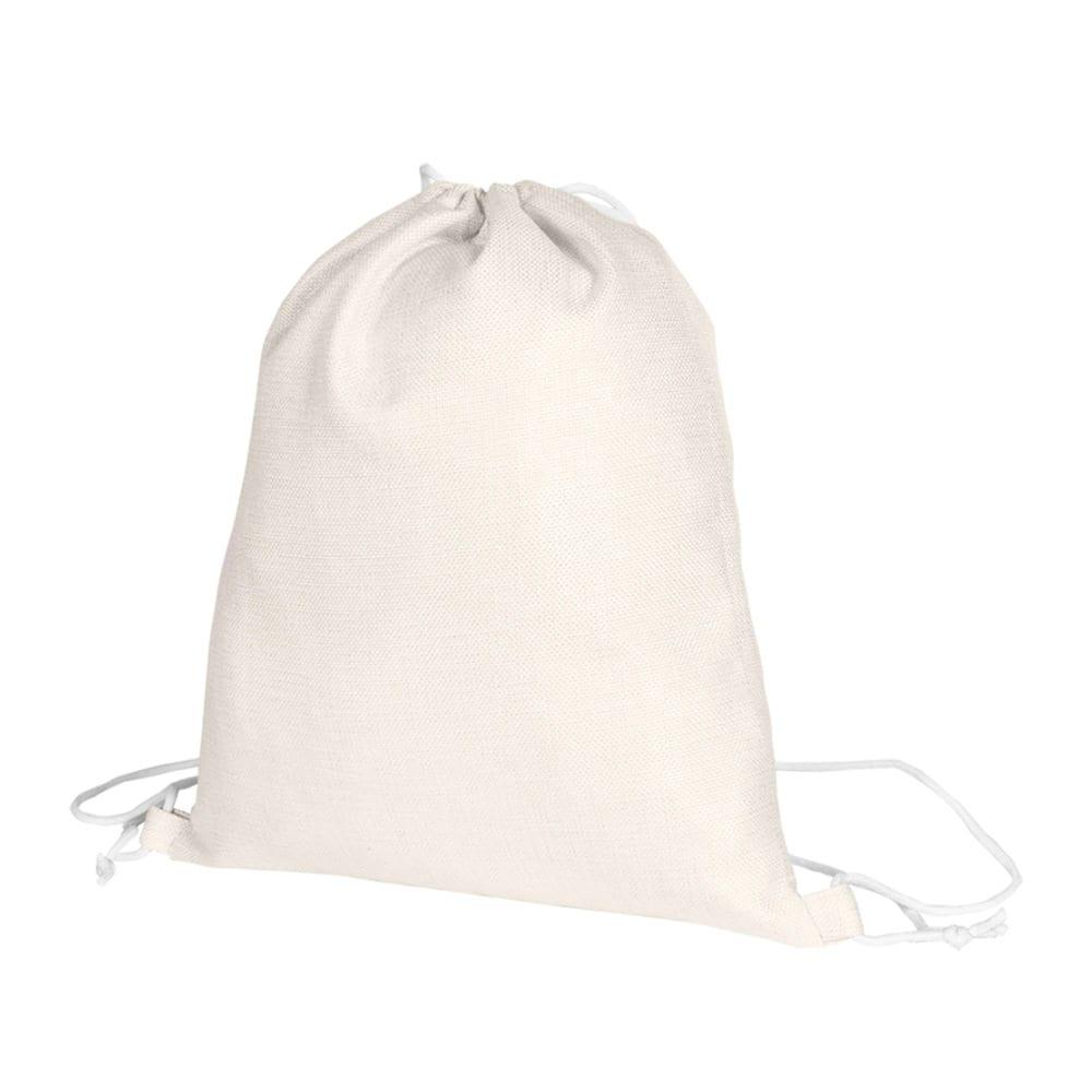 mochila bolsa cordones sublimacion publicidad