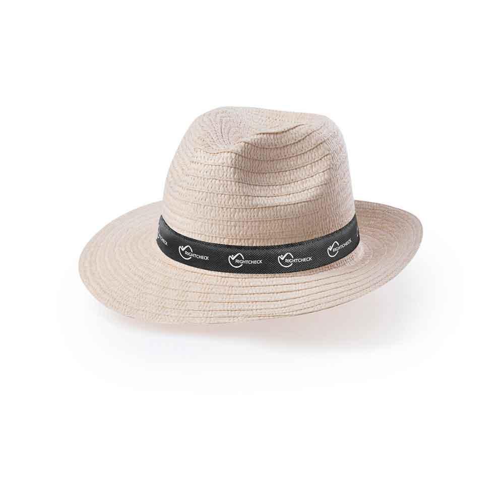sombrero fibra sintetica para imprimir