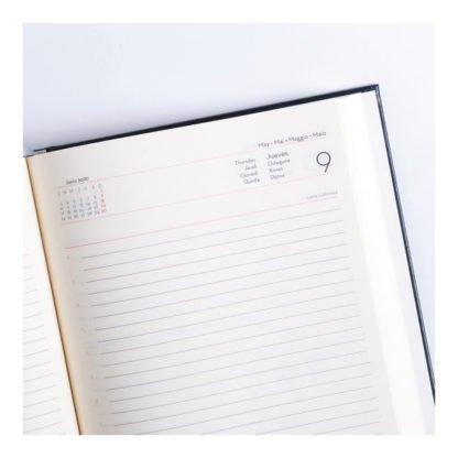 agenda clasica dia pagina personalizada